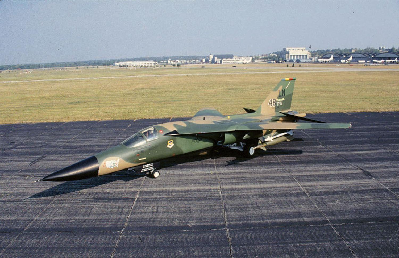 General Dynamics F-111 Aardvark   Z-Car