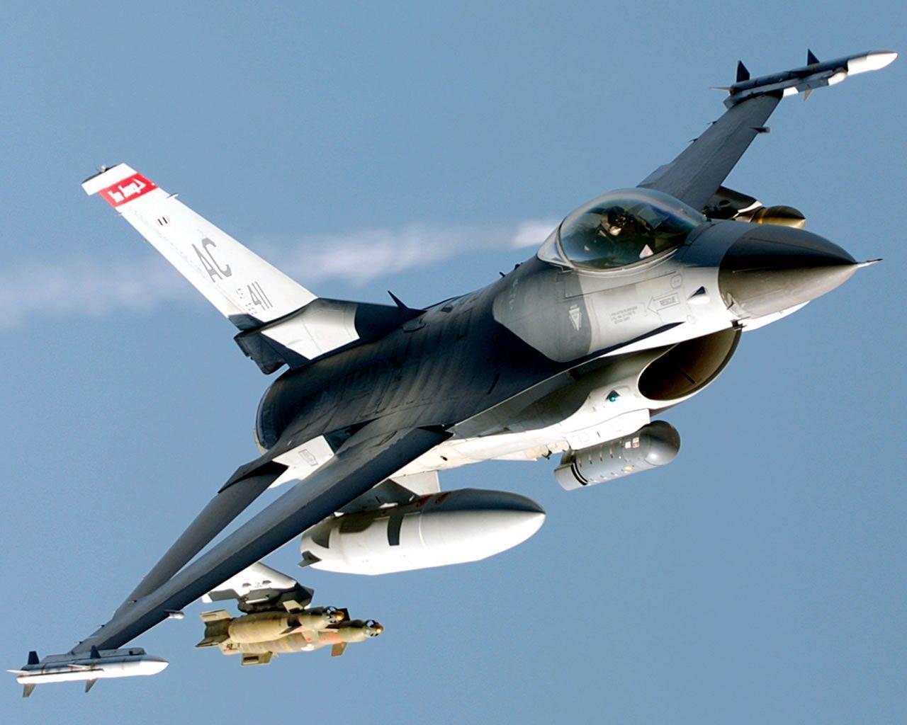 Lockheed Martin F-16 Fighting Falcon | Z-Car