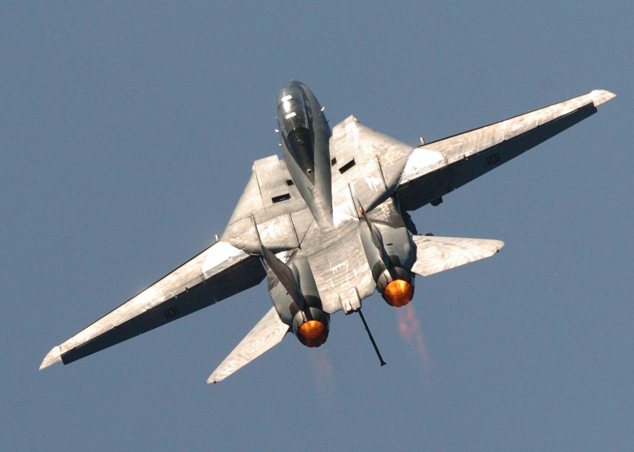 14 tomcat jet fighter - photo #31