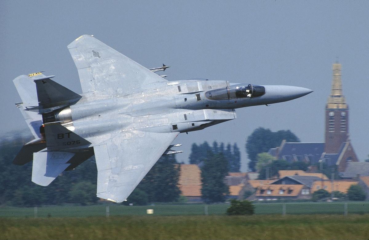 Mcdonnell Douglas F 15 Eagle Z Car