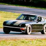 Pictures of 240Z at Summit Point Raceway