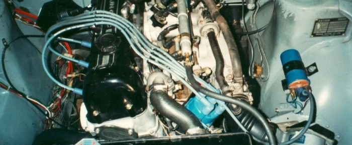 Adding EFI to the Datsun L20B