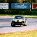 Chasing a Porsche 911