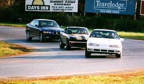 Chasing an Eagle Talon