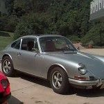Steve Bounds 1966 Porsche 911