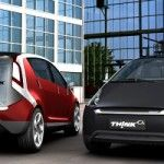 The Th!nk City Electric Car