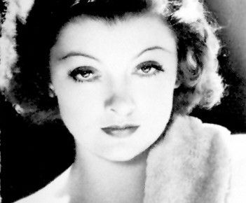 Myrna Loy – A Timeless Classic Beauty