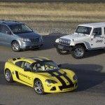 Chrysler's Super Secret Electric Trio