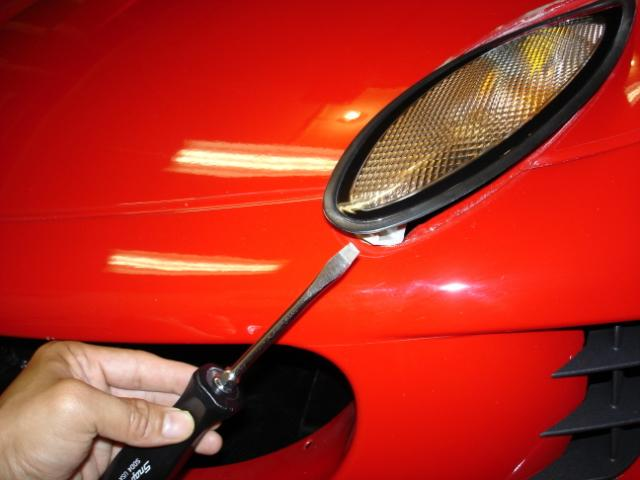 lotus elise turn signal repair