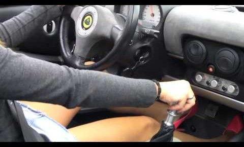 Lotus Elise Transmission Shifter Fix