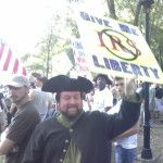 Pictures from The Tampa Bay Tea Party Protest