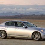 Infiniti G35x Coupe/Sedan Owners Manual