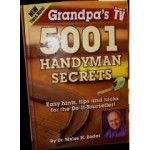 Grandpa's Handyman Secrets by Dr Miles Bader – Lowest Price