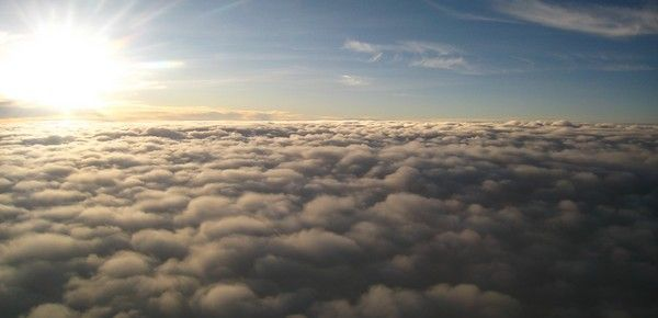 Pictures from Above the Clouds