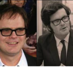 Does Newt Gingrich look like Dwight Schrute?  Picture of both