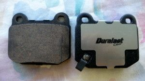 Duralast Gold DG961 Brake Pads