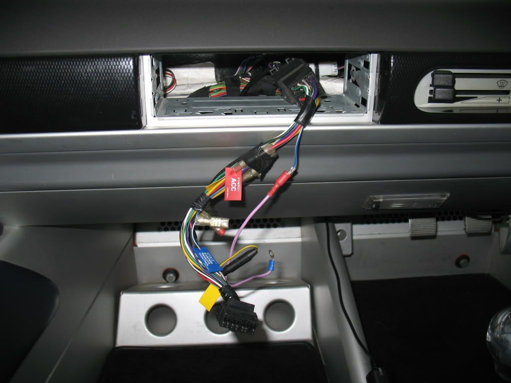 lotus elise car stereo wiring harness guide z car rh z car com Radio Wiring Harness Color Code Boat Radio Wiring