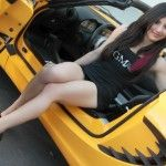 Lotus Elise and Pretty Girls, perfect combo! Part II