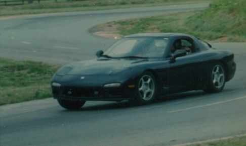 Pictures of RX-7 at Summit Point