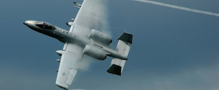 "Fairchild Republic A-10 Thunderbolt II ""WartHog"""