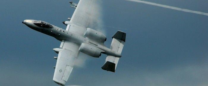 "Fairchild Republic A-10 Thunderbolt II ""WartHog"""