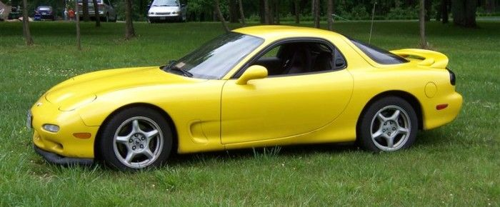 1993 Mazda RX-7 CYM