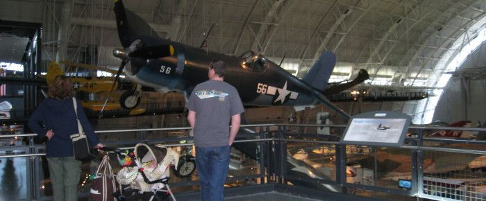 Steven F. Udvar-Hazy Center – National Air and Space Museum