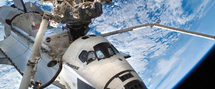 Rockwell International Space Shuttle