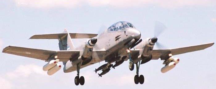Fabrica Militar de Aviones IA 58 Pucará